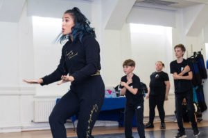 Academy Kids 11 plus dance class at dance school bexleyheath Jac Jossa Academy