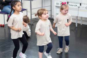 Rabbits Academy Kids at School of Performing Arts the Jac Jossa Academy in Bexleyheath