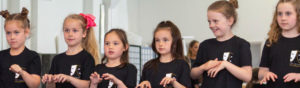 academy kids drama class at the Jac Jossa Academy in South East London