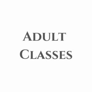 adult classes at the Jac Jossa Academy in Bexleyheath